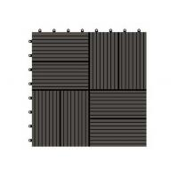 Wholesale Durable wpc composite decking tiles for swimming pool  310*310*25mm (RMD-D8) from china suppliers