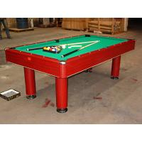 China Contemporary unique foldable professional small / mini billiard pool tables for kids on sale