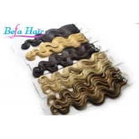Wholesale Elegante Goddess Micro Loop Ring Hair Extensions Body Wave Brazilian Virgin Hair from china suppliers