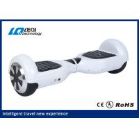 Quality Simple Operation 6.5 Inch Self Balancing Scooter With Low Battery Protection for sale