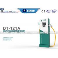 Wholesale Eletric Vehicle DC Fast Charger High Temperature Reistance For Outdoor from china suppliers