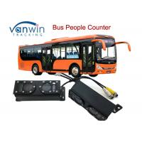 China Bus Passenger Counter 3G Mobile DVR GPRS People Counting Sensor on sale