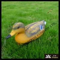 Wholesale XPE foam sand keel balancer duck decoy from china suppliers