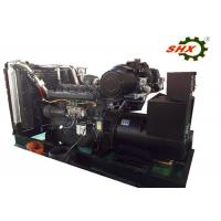 Wholesale 3 Phase 50Hz China Commercial Backup Generator Set 400KW / 500KVA 1500Rpm from china suppliers