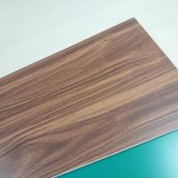 Wholesale Wooden Wood Granite Aluminium Decorative Composite Panels , Alu Composite Panel Marble Look from china suppliers