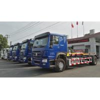 Wholesale Diesel fuel Type  4x2 Hooklift Garbage Truck 20 Tons With Hydraulic Arm from china suppliers