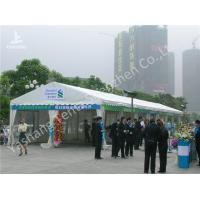 Wholesale Standard Chartered Big Commercial Tents For Outside Events , Custom Made from china suppliers