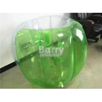 Quality Dia 1.5m Customized Inflatable Body Bumper Ball Adult Inflatable Yard Toys for sale