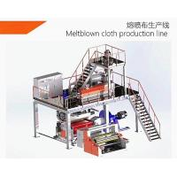 Buy cheap Automatic Melt Blown Machine , Melt Blown Non Woven Fabric Machine from wholesalers