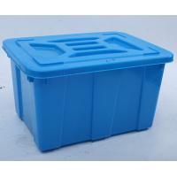 China HDPE Large Stackable Food storage box container on sale