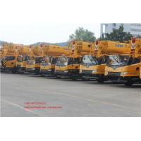 Wholesale Imported Original XCMG RT60 60 Ton All Wheel Drive Strong Rough Terrain Tractor Crane from china suppliers