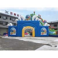 Wholesale Custom Arch Entryway / Inflatable Arch Support For Amusement Park from china suppliers
