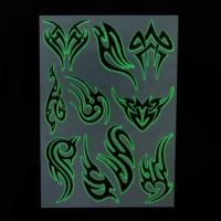 Wholesale Glow in the Dark Temporary Tattoo from china suppliers