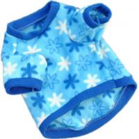 Wholesale Snowflake Fleece Dog Pet Apparel Clothes T Shirts XXX Small Dog Clothes from china suppliers