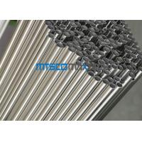 Wholesale 1.4306 / 1.4404 Seamless Stainless Steel Sanitary Tube For Construction / Ornament from china suppliers