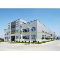 Quality Lightweight Pre Built Steel Buildings Painted Or Galvanized Surface Treatment for sale