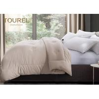 Wholesale 100% Cotton 400TC Hilton Hotel Quality Bed Linen Quilt Cover Set from china suppliers