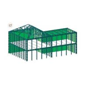 Pre Engineering Industrial Steel Buildings Fabrication Used As Workshop Warehouse for sale