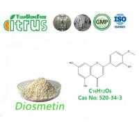 China Citurs Sinensis Extract Diosmetin Citrus Extract Powder 98% HPLC for Drugs for sale
