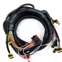 Wholesale OEM ODM PE Sheath OD15mm Automotive Wire Harness from china suppliers