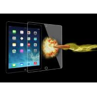 Wholesale transparent Ipad 2 / 3 / 4 Tempered Glass Screen Guard 2.5D Cell Phone Screen Protector from china suppliers