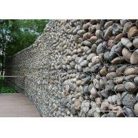 Wholesale Hexgonal Gabion Wire Mesh / Galvanized Gabion Retaining Walls / Gabion Basket from china suppliers