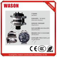 Wholesale Perkings Caterpillar Excavator Alternator 280C13163453MB Standard Size from china suppliers