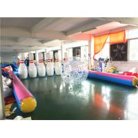 Wholesale Outdoor Human Inflatable Bowling Ball for Zorb Balls Ramp SCT EN71 from china suppliers