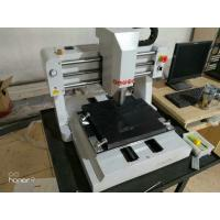China Ncstudio Controller Desktop CNC Router Machine 30x40 cm for non-metal engraving on sale