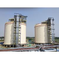 Buy cheap Natural Gas Storage Tank 10000m3 Single Containment LNG Tank ISO9001 CE from wholesalers
