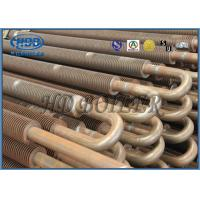 China TUV Compact Structure Carbon Steel Finned Tubes For Power Station Boiler on sale