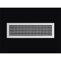 Wholesale ZS-CH-02 27mm border Aluminum well return air grilles from china suppliers
