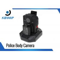 Quality Infrared Police Wearing Body Cameras , DVR Body Worn Camera With Night Vision for sale
