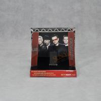 Wholesale 3mm CustomAcrylic Display Stand Rock Time Music Square Cell Phone Display from china suppliers