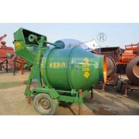 Wholesale 380V Reversing Drum Electric JZC750 Concrete Mixer 1200L Charging Capacity Durable from china suppliers
