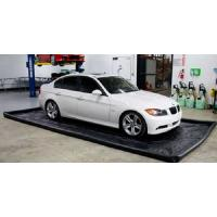 Quality Commercial Car Water Containment Mat Easy Clean PVC Tarpaulin Inflatable Wash Pads for sale
