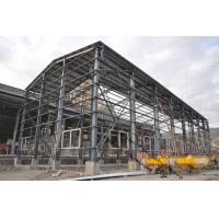 Q235, Q345 Industrial Steel Buildings For Steel Workshop Warehouse for sale