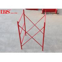 Acrow Shoring Scaffolding Climbing Frame For Slab Formwork , Standard Size