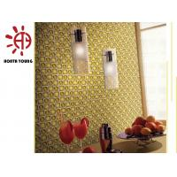 Buy cheap HTY - TC 300 300*300 Best Selling Background Design Mosaic, Glass Art Pattern from wholesalers