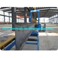 Buy cheap Box Beam And H Beam Automated Assembly Machines Used In Steel Industry from wholesalers