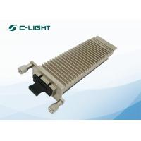 China 10G XENPAK Transceiver With SC Dulplex Connector 1550nm 80km 10Gb/s on sale