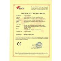 Guangzhou HanFong New Energy Technology Co., Ltd. Certifications