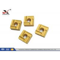 Wholesale Cemented Carbide Turning Inserts Machining Steel SNMG120408 High Presion from china suppliers