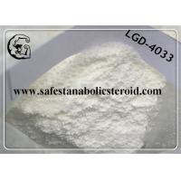 Wholesale SARMs White Powder  LGD-4033/Ligandrol for Increasing Muscle Mass from china suppliers
