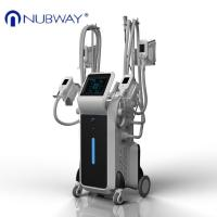 Buy cheap 2018 trending products 4 handles weight loss beauty equipment cryolipolysis slimming machine for cellulite removal from wholesalers