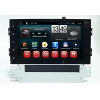 China 8.0 inch Touch Screen RDS Radio Android Car GPS Navigation for Peugeot 308 S for sale