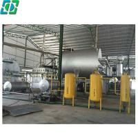 Wholesale Hotsale DDA Vacuum Distillation Black Waste Used Mobil Car Motor Engine Oil Recycling Machine /Plant /Equipment from china suppliers