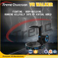 Wholesale 360 Degree Running Movement Treadmill 9D VR Walker Headset 360 Degree Vision Simulator from china suppliers