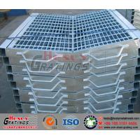 Quality HDG Steel Grating for Trench Cover System for sale