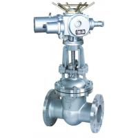 China Air Actuated Resilient Seated Gate Valve Iron Coating EPDM / NBR Wedge for sale